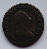 Rakousko 1 Krejcar 1790 S Josef II.