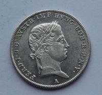 Rakousko 10 Krejcar m. ouš. 1842 A Ferdinand V.