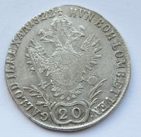 Rakousko 20 Krejcar 1822 E František II.