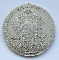 Rakousko 20 Krejcar 1824 E František II.