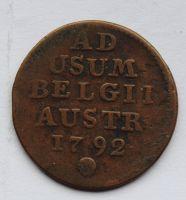 Rakousko Liard 1792 František II.