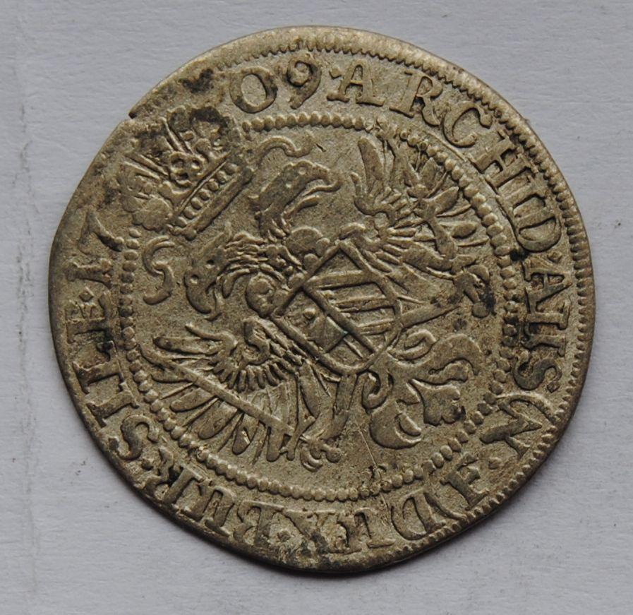 Slezsko 3 Krejcar 1709 Josef I.