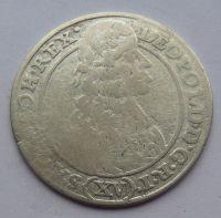 Slezsko GH XV. Krejcar 11663 Leopold I.