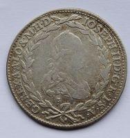 Uhry 20 Krejcar 1775 B Josef II.