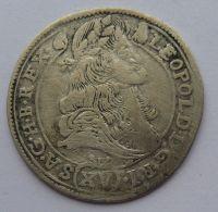 Uhry XV. Krejcar 1685 Leopold I.
