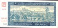 100K/1940/, stav UNC, série 05 B - II.vydání
