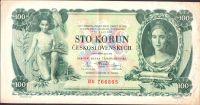 100Kč/1931/, stav 2, série Rb