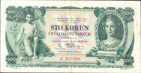 100Kč/1931/, stav 2-, série S