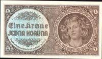 1K/1940/, stav UNC, série D 021