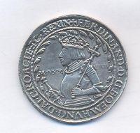 Čechy, tolar, Jáchymov 1529 Ferdinand II. KOPIE