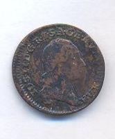 Rakousko, 1/4 liard, 1782 A Josef II.