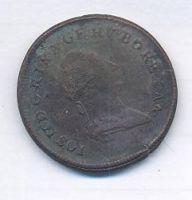 Rakousko, 1 krejcar, 1781 A, Josef II.