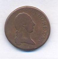 Rakousko, 1 krejcar, 1790 A, Josef II.