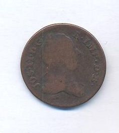 Rakousko, 1 liard, 1789, Josef II.
