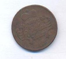 Rakousko, 1 soldo, 1783 K, Josef II.
