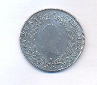 Rakousko, 20 krejcar, 1783 A Josef II.
