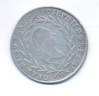 Rakousko, 20 krejcar, 1784 E, Josef II.