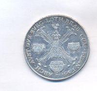 Rakousko, tolar křížový, 1795 H František II.