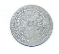 Slezsko, 15 krejcar, 1663 G-H Vratislav, Leopold I.