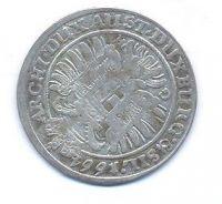 Slezsko, 15 krejcar, 1664 G-H Vratislav, Leopold I.