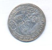 Slezsko, 15 krejcar, 1694 G-H Vratislav, Leopold I.