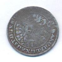 Slezsko, 15 krejcar, bez letopočtu, G-H Vratislav Leopold I. (1657-1705)