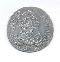 Uhry, 15 krejcar, 1665 KB Leopold I.