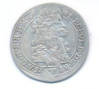 Uhry, 15 krejcar, 1678 KB Leopold I.