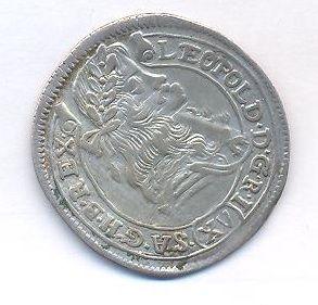 Uhry 15 krejcar, 1678 KB Leopold I.
