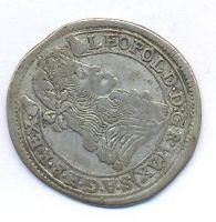 Uhry, 15 krejcar, 1679 KB Leopold I.