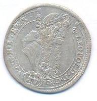 Uhry, 15 krejcar, 1681 KB Leopold I.