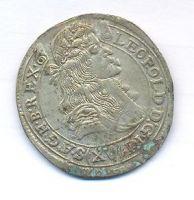 Uhry, 15 krejcar, 1682 KB Leopold I.