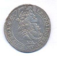 Uhry, 15 krejcar, 1686 KB Leopold I.