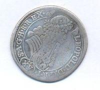 Uhry, 15 krejcar, 1688, KB Leopold I.