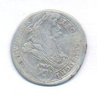 Uhry, 15 krejcar, 1695 KB Leopold I.