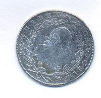 Uhry, 20 krejcar, 1781 B Josef II.