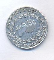 Uhry, 20 krejcar, 1787 B Josef II.