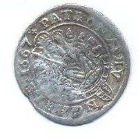 Uhry, 6 krejcar, 1667 KB, Leopold I.
