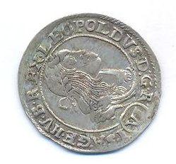 Uhry, 6 krejcar, 1670 KB, Leopold I.