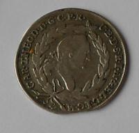Bavorsko 20 Krejcar 1782 Carel Theodor m.o.