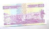 Burundi, 100 frank, 2010