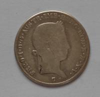 Čechy 10 Krejcar 1837C Ferdinand V.