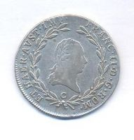 Čechy, 20 krejcar, 1806 C František II.