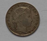 Čechy 3 Krejcar 1847C Ferdinand V.