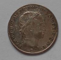 Čechy 5 Krejcar 1840C Ferdinand V.
