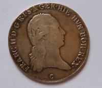 Čechy 1/2 Tolar 1979C František II.
