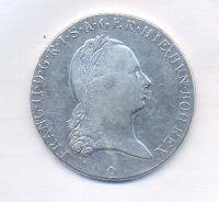 Čechy, tolar křížový, 1795 C František II.