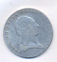 Čechy, tolar křížový 1797 C, František II.