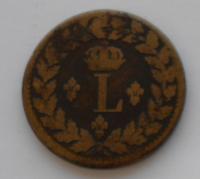 Francie 1 Decime 1916