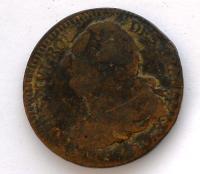 Francie 2 Sols 1792A
